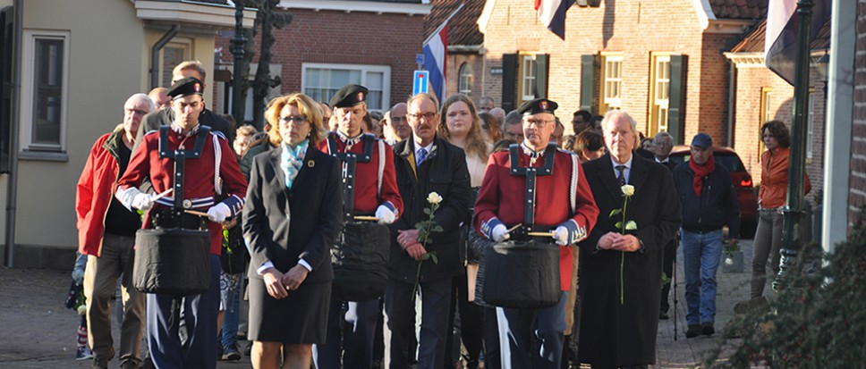 Nationale Herdenking 4 mei