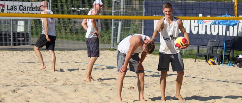 Opening beachseizoen bij Webton