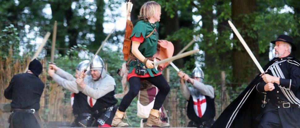 Robin Hood belooft volop spektakel
