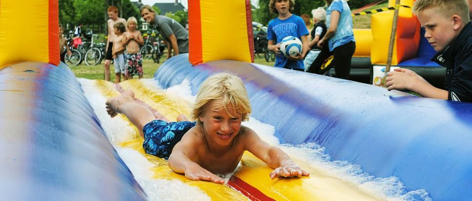 Nog meer spektakel op Beekparkfestival
