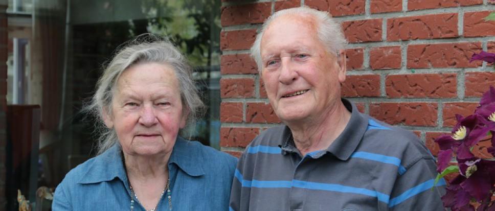 Feest voor echtpaar Boers