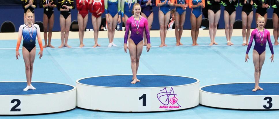 Astrid de Zeeuw nationaal kampioen