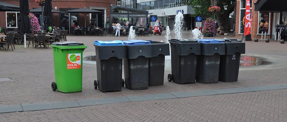 Afvalcollectief voor ondernemers