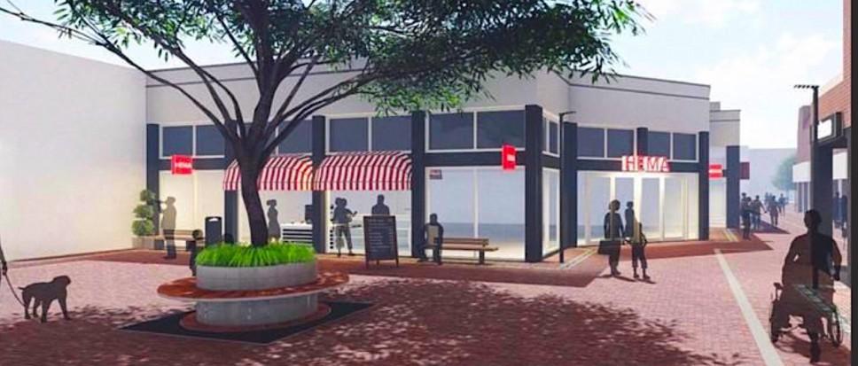 Ambitieus plan vernieuwing winkelhart