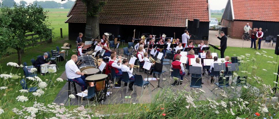 Harmonie en Hondeborg prima combinatie