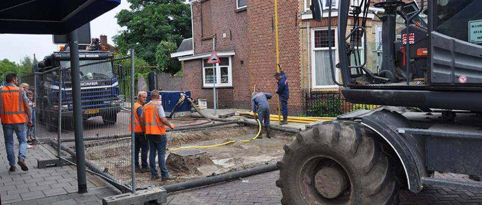 Spoedreparatie Von Bönninghausenstraat