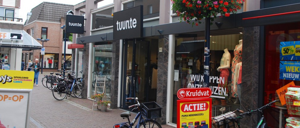 Tuunte Fashion failliet