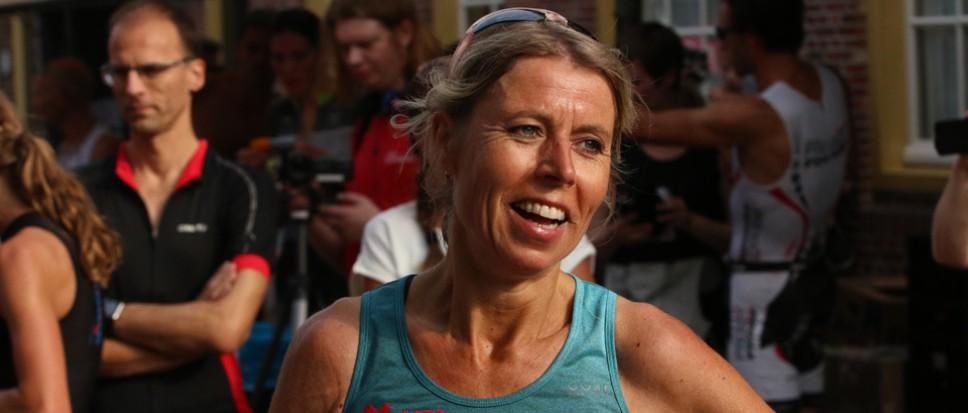 Het sporthart van Ingrid Prigge bloedt