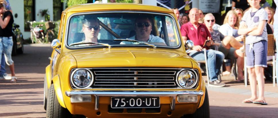 Melbuul'n Rally nieuwe stijl slaat aan
