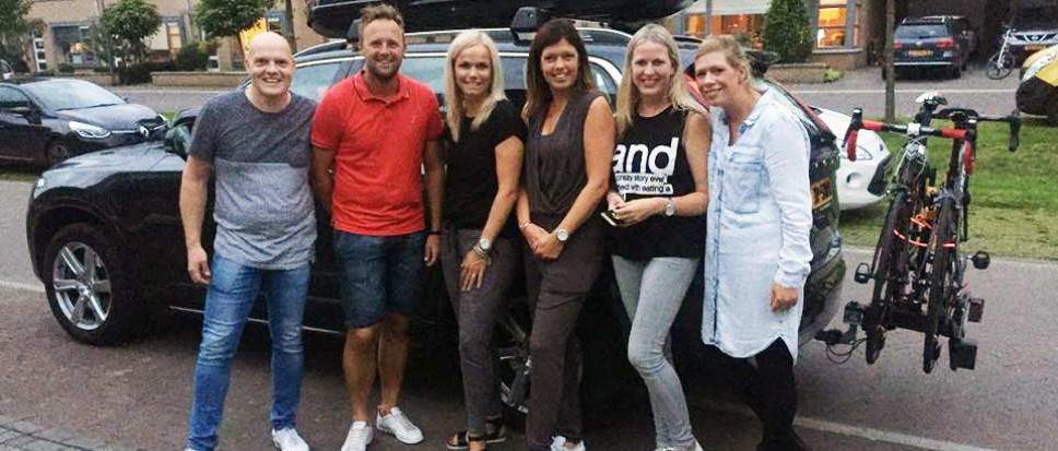 Marco Borsato steunt Kirsten's Kopgroep