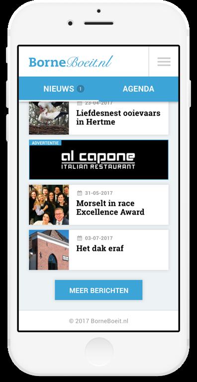 Borneboeit.nl App