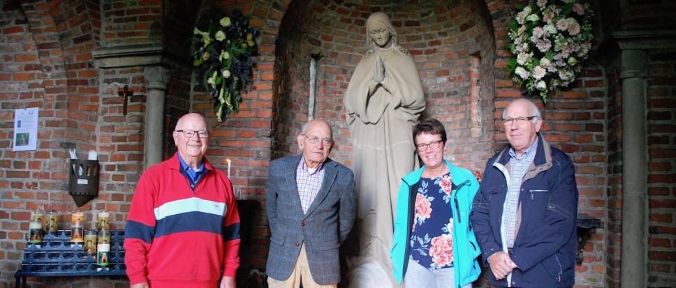 Al 60 jaar een 'Maria waardige' kapel
