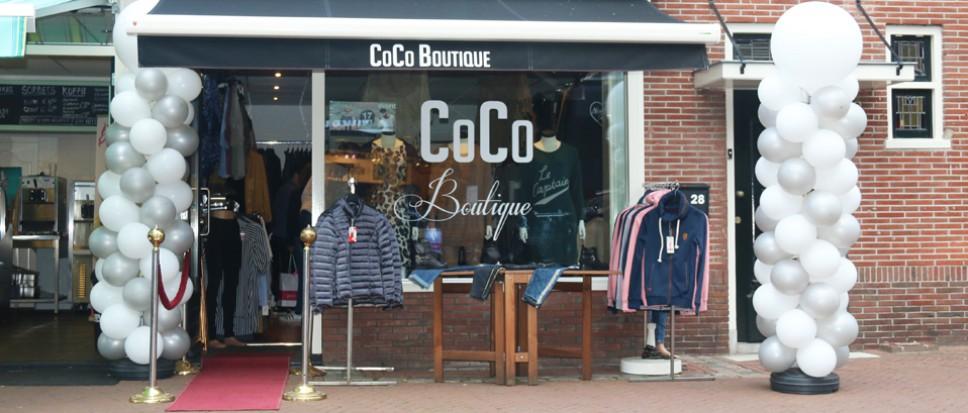 CoCo Boutique opent haar deuren