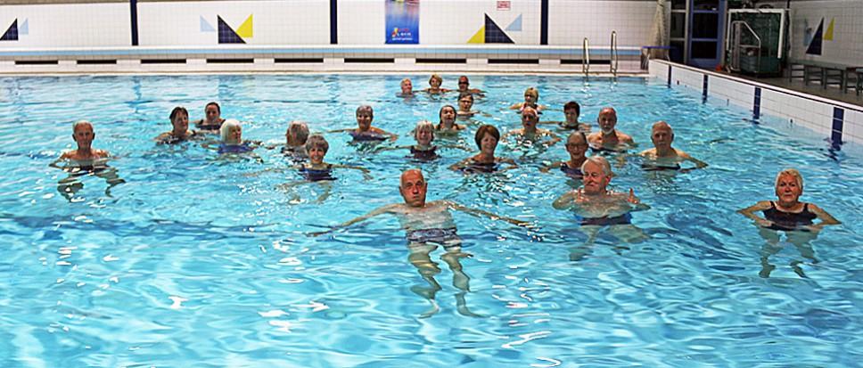 De onbekendste zwemclub van Borne