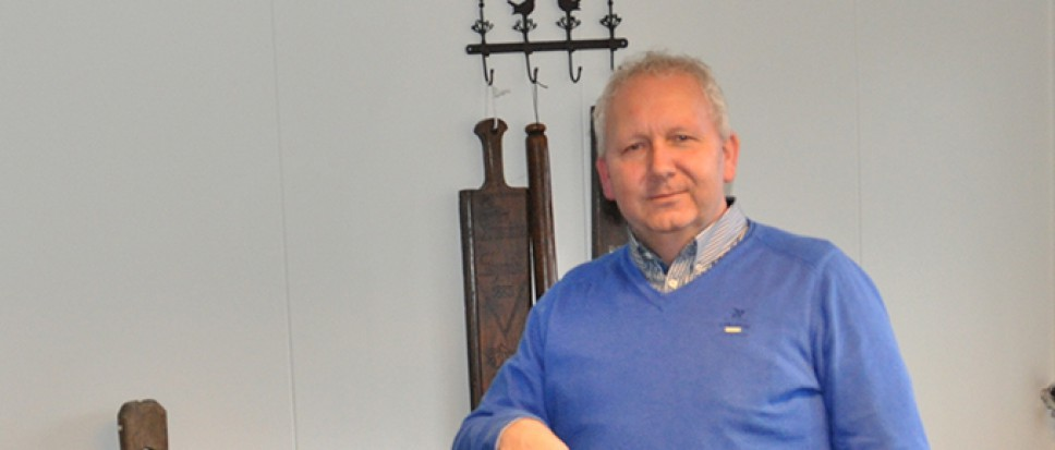 Bert Oude Lansink lijsttrekker CDA