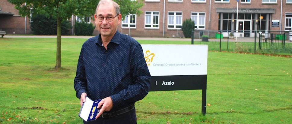 Wim Jansen koninklijk onderscheiden