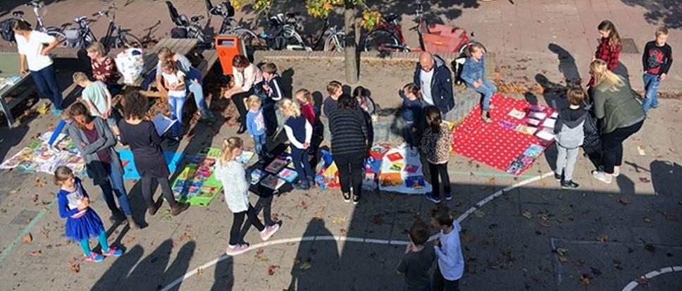 Nazomerse boekenmarkt op Het Prisma