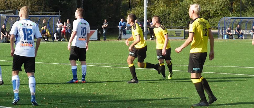Eerste driepunter voor BVV Borne