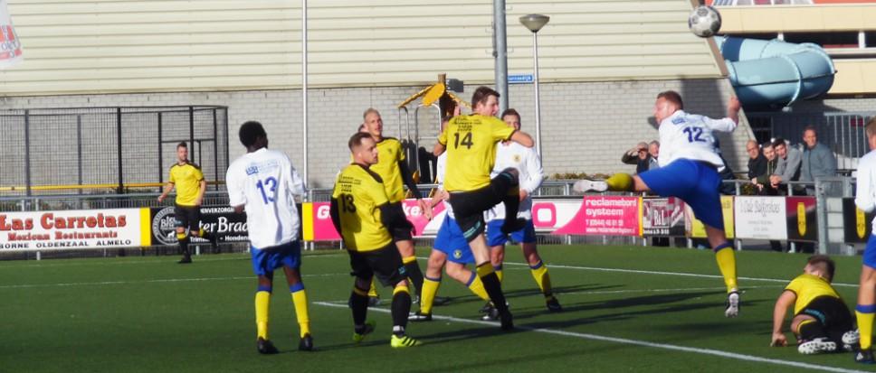 BVV Borne stijgt naar zesde plek