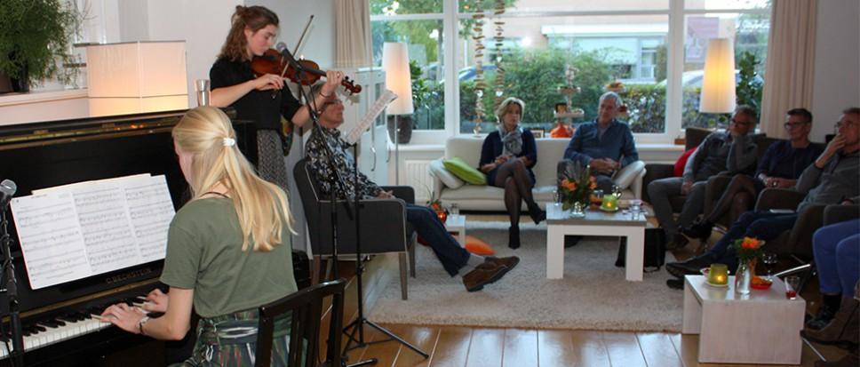Enthousiasme na derde editie Kultûr in Hus