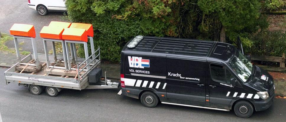 PostNL haalt brievenbussen weg