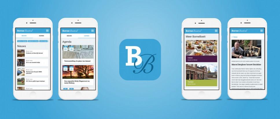 BorneBoeit heeft een app!