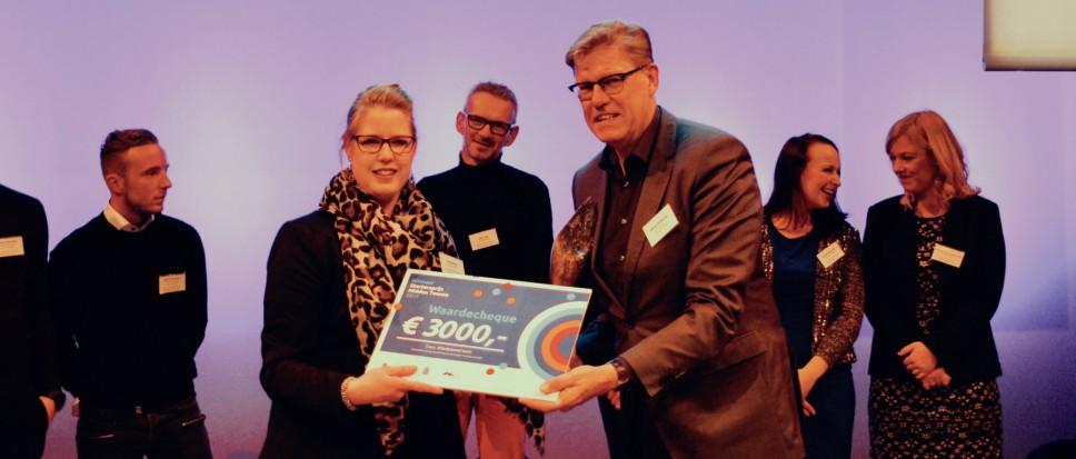Bornse Zeut Chocola wint Startersprijs