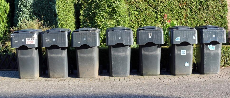 Meepraten over afvalbeleid