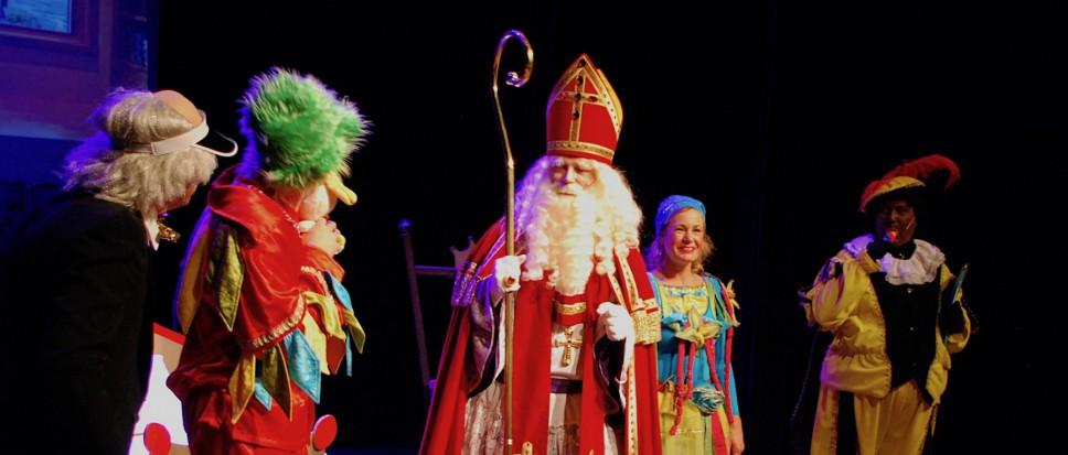 Slopende week voor Sinterklaas