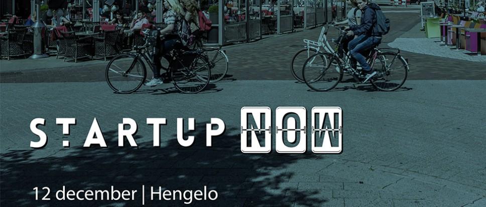 Succes event Startup Now naar Hengelo