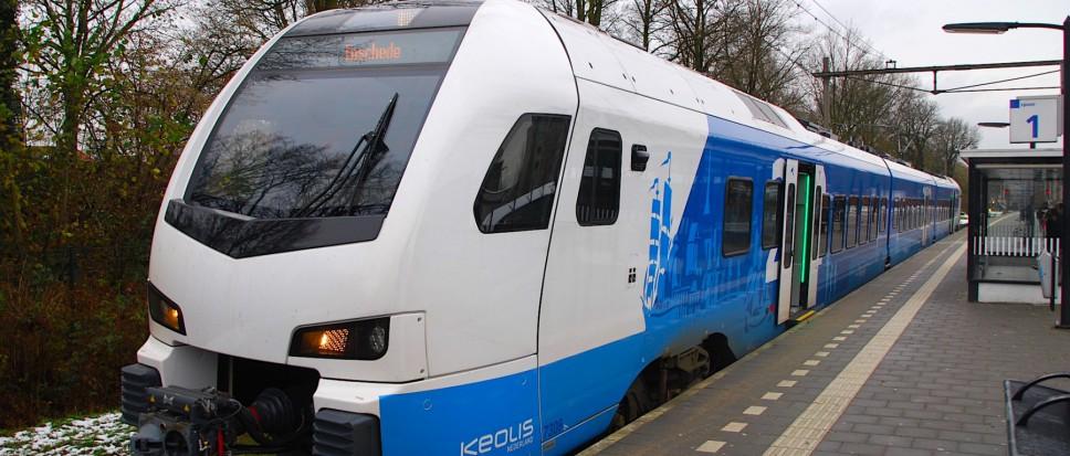 Nieuwe regeling, nieuwe treinen