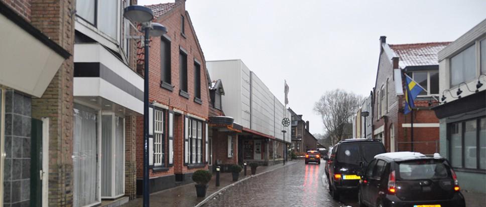 Burgemeester sluit drugspand aan Hofstraat
