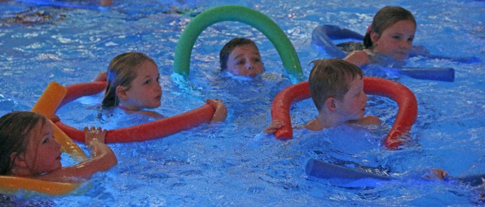 Volop vertier bij zwemsportdagen
