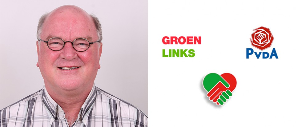 Jan de Vries lijsttrekker PvdA/GroenLinks