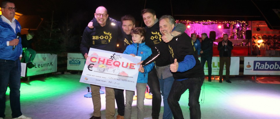 Borne Curling Open prooi voor BB-O-O