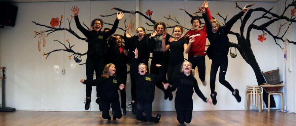 Open dag Theaterschool Luna