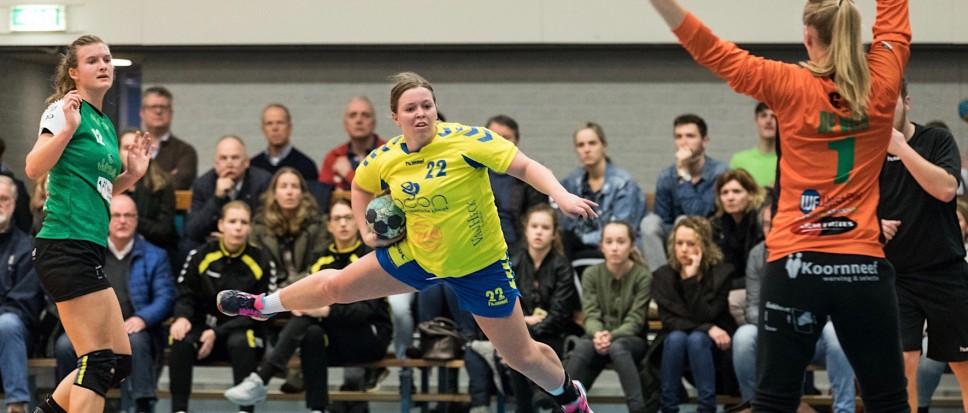 Borhave wint met 31-25 van SEW