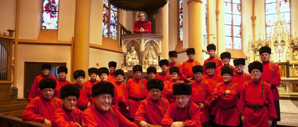 Enschede's Byzantijns Kozakken Koor