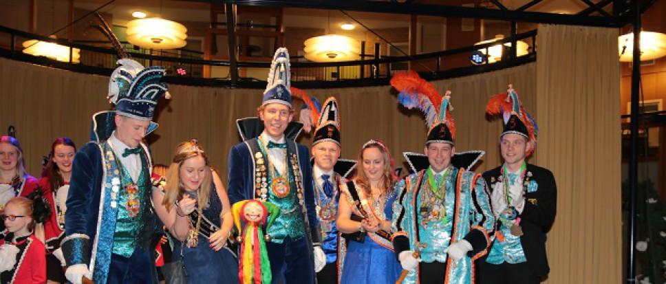 Carnaval in Dijkhuis