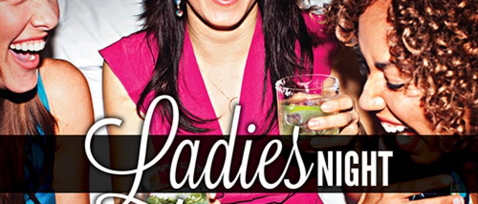 Ladiesnight - 17 mei