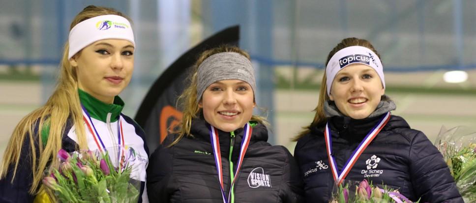 Joy Beune Nederlands kampioene