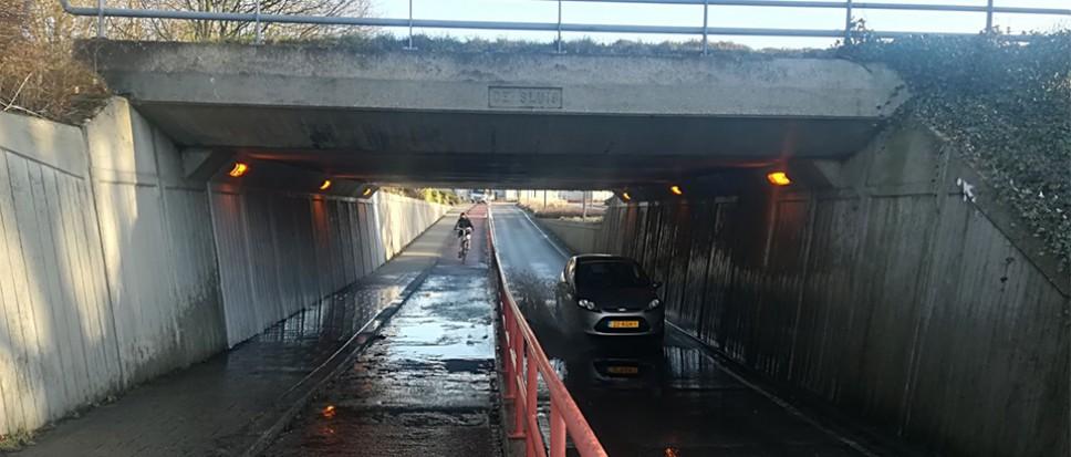 Bekenhorsttunnel tijdelijk afgesloten