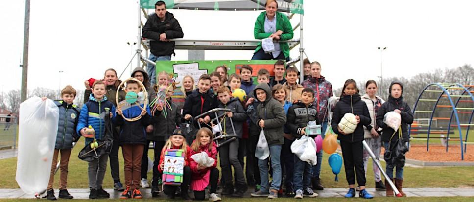 Paasei Challenge bij Groen Zwart