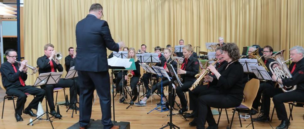 Genieten bij fanfareorkest St. Gregorius