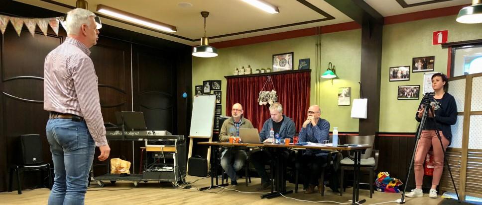 Marcel Postma: 'Judas past me wel'