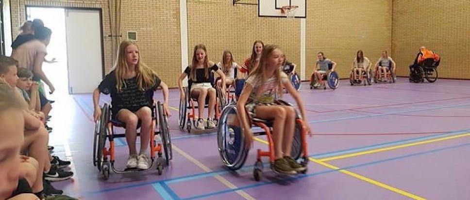 Prisma leert over leven met handicap