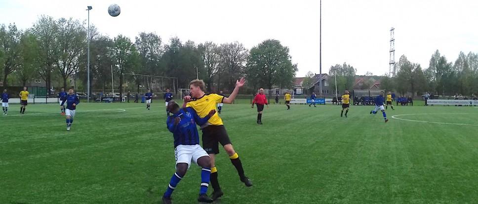 BVV Borne wint met 0-2 van De Tubanters