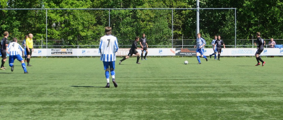 BZSV wint van Daarle: 3-0