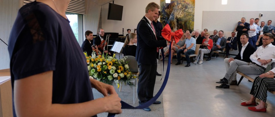 Nieuwe crematorium officieel geopend
