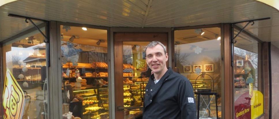 Jan Koehorst gaat bakken in Kenia